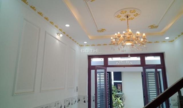 Bán nhà 1 trệt, 2 lầu đường 24, Linh Đông, Thủ Đức, DTSD 150m2, giá 4.55 tỷ. LH: 0907.260.265