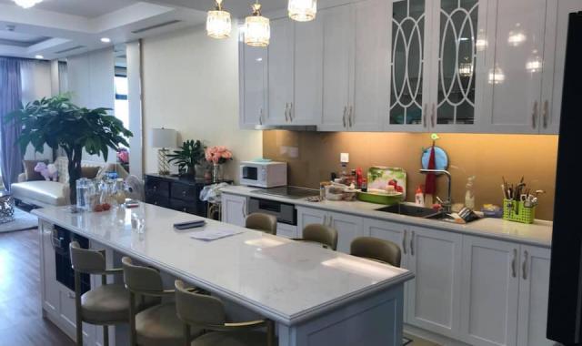 Cho thuê căn hộ chung cư Goldmark City 136 Hồ Tùng Mậu, Bắc Từ Liêm