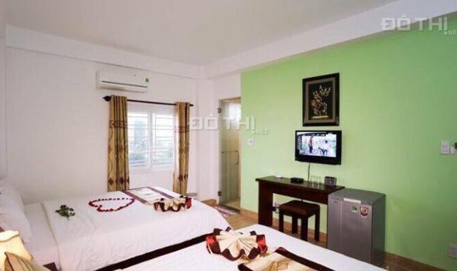 Bán nhanh khách sạn 7 tầng Hà Bổng, song song Võ Nguyên Giáp