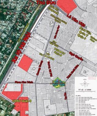 Cần bán gấp lô đất mặt tiền đường Phan Chu Trinh, Hiệp Phú, Q. 9