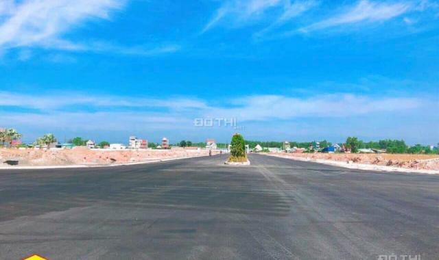 Đất ngay chợ Bến Cát, mặt tiền đường Hùng Vương, chỉ 700tr đầu tư sinh lời