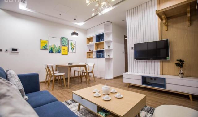 Cho thuê căn hộ Hoàng Cầu Skyline, 36 Hoàng Cầu, 92m2, 2PN, giá 16 tr/th, ở ngay. LH: 0981.497.266