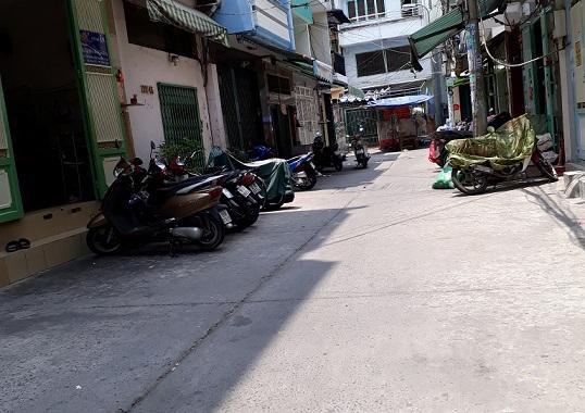 Bán nhà HXT Mai Xuân Thưởng, Q6, 4x15m, giá cực tốt