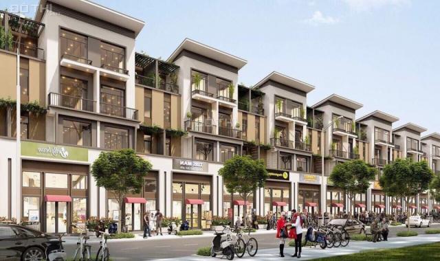 Bán gấp lô nhà phố view hồ dự án Dragon Village, Quận 9, giá 4.35 tỷ