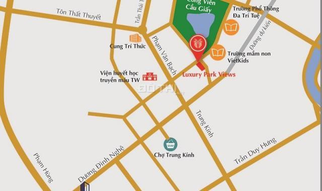 Giá sốc 1.3 tỷ - Sở hữu văn phòng làm việc trung tâm quận Cầu Giấy