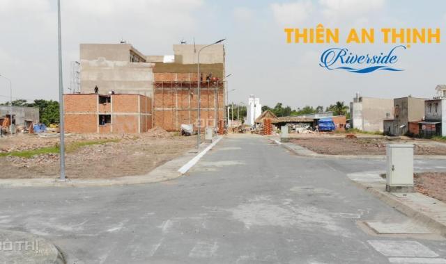 Bán đất nền dự án tại đường Hà Huy Giáp, Quận 12 dự án Thiên An Thịnh Riverside