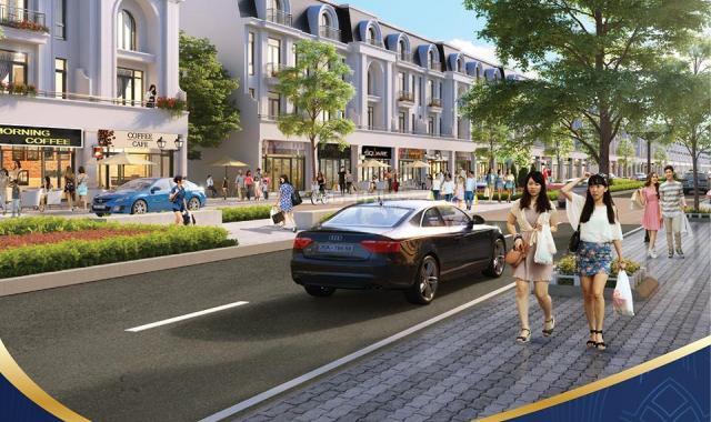Mở bán chính thức - quỹ căn - bảng giá KĐT Crown Villas Thái Hưng. LH: 0943189444