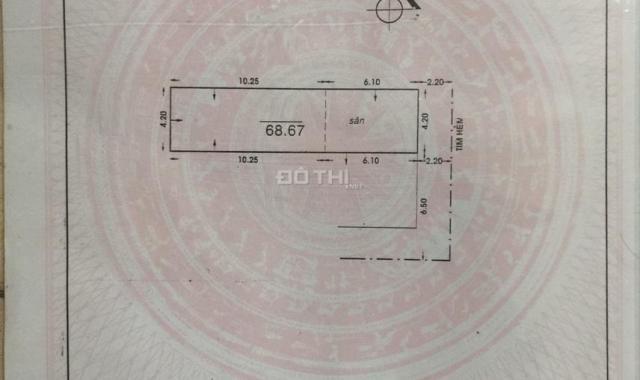 Đất hẻm xe hơi Lũy Bán Bích, 4.2 x 16.3 m. Giá 5 tỷ