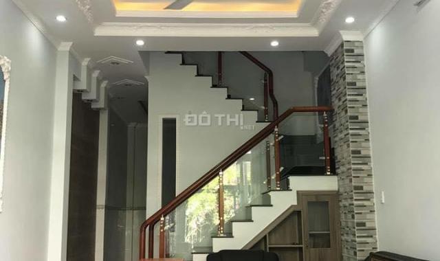Bán nhà 1 trệt 1 lầu 4x20m, 80m2, 3pn, 2wc, 1 bếp, 1 PK nhà hiện đại, giá 1,45 tỷ, lh 0936526257