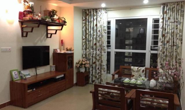 Cho thuê căn hộ cao cấp tại 109 Nguyễn Tuân 72.5 m2, 15 tr/tháng