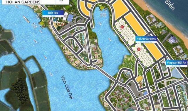 Bán đất nền dự án tại dự án Hội An Gardens, Hội An, Quảng Nam, diện tích 1.540m2