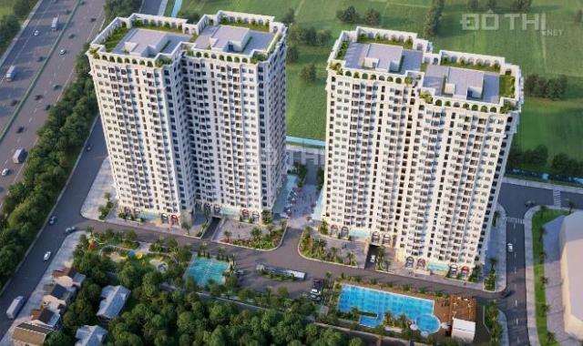 Hot, chỉ 900 triệu/căn 2PN, full nội thất Q Long Biên, hỗ trợ 70% giá trị nhà. LH 0943357644