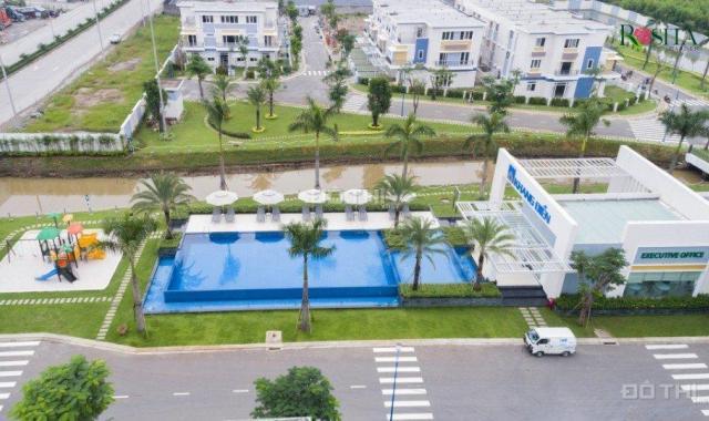 Nhà phố Khang Điền Rosita 5x17m 4.3 tỷ, 5x19m 4.32 tỷ, vay 70%, compound an ninh, 0969001513