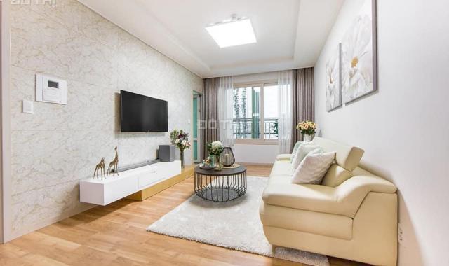 Cần bán CH chuẩn Hàn 95,54m2, 3pn, 2wc chung cư Booyoung, giá 26,5 tr/m2 sổ vĩnh viễn. 0984006223