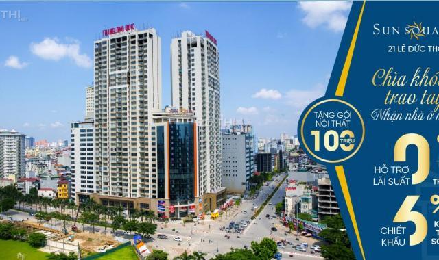 Bán căn hộ tại Mỹ Đình 93m2 - 115m2, đóng 30% tương đương 900triệu nhận nhà ở ngay