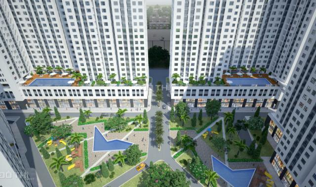 Bán căn hộ cạnh bên siêu thị Aeon Mall Bình Tân, giá 1.9 tỷ/căn 1+1, LH 0902477689