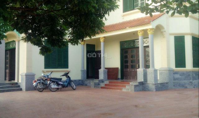 Bán biệt thự Thuận Thành, Bắc Ninh 1879m2, khu vực, nội thất đẹp