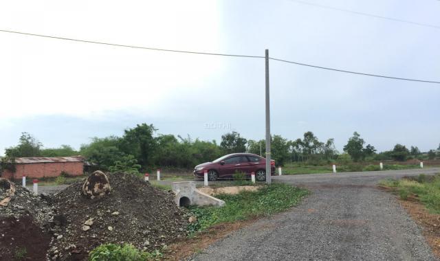Bán đất KCN Đất Đỏ, 650tr/500m2 mặt tiền đường nhựa nhà nước 12m