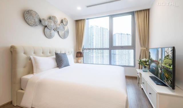 Chuyên cho thuê ngắn hạn căn hộ Vinhomes Central Park giá từ 1.3 tr/ngày, full dịch vụ 5*