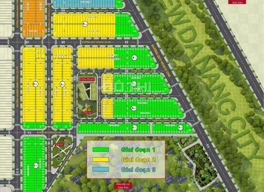 Đất nền New Đà Nẵng City - Đầu tư sinh lời cao - Bàn giao đất cuối năm 2019. LH 0964056199