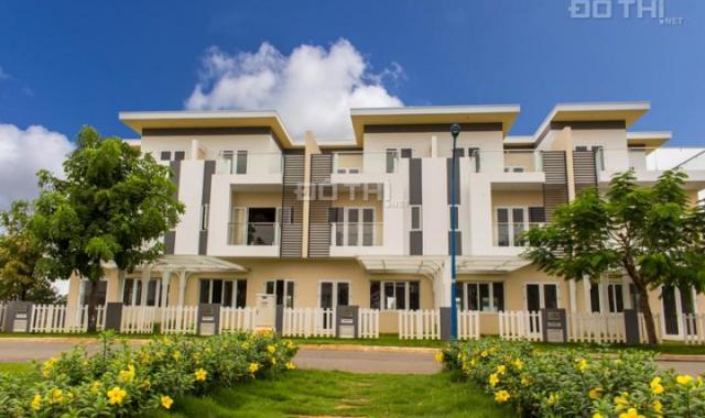 Bán nhà phố khu compound Melosa Garden, Quận 9, 6 tỷ, đầy đủ tiện ích, 0901478384