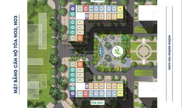 Chính thức mở bán đợt 1 căn hộ Ecohome 3 chỉ 1.6 tỷ, vào tên trực tiếp CĐT