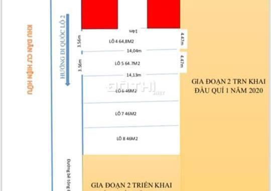 Chính chủ mở bán dự án Iqland 1 khu đất phân lô tại Tân Trại, Phú Cường, Sóc Sơn