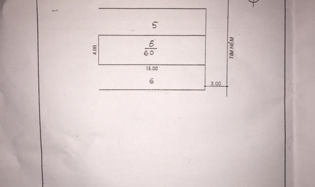 Chính chủ bán nhà 2 lầu 118 Phan Huy Ích, P15, Tân Bình. DT 4x15m, CN: 60m2, bán 5,95 tỷ