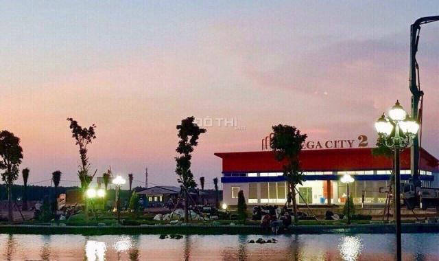 Bán đất Nhơn Trạch - Mặt tiền đường 25C - 700 triệu/nền