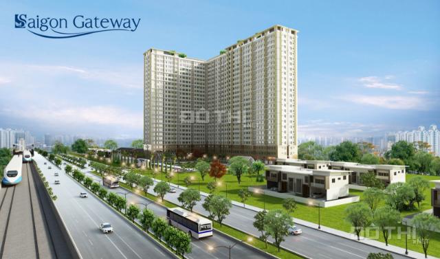 Chính chủ cần bán căn B18 Sài Gòn Gateway mặt tiền Xa Lộ Hà Nội