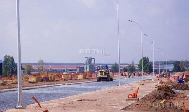 Siêu dự án Hana Garden Mall 600 nền ngay chợ VSIP 2A, cơ hội mua đất được thêm đất.LH 0908798838