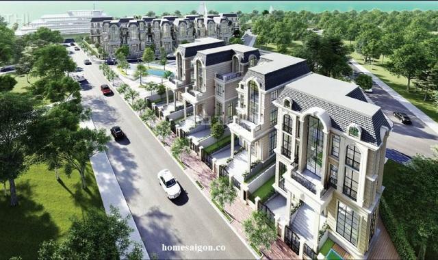 Biệt thự King Crown Village Thảo Điền, MT Nguyễn Văn Hưởng, đắc địa - LH 0938758880