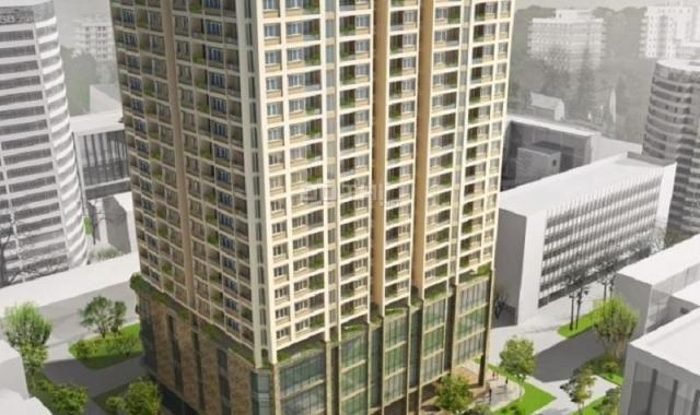 Bán căn góc hoa hậu 3 PN, 110m2 tại Mỹ Sơn Tower 62 Nguyễn Huy Tưởng tầng đẹp, view đẹp giá rẻ