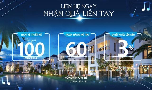 Melody City kiến tạo giá trị sống mới KV Tây Bắc, Đại Lộ Shunshine. LH 0905 685 990