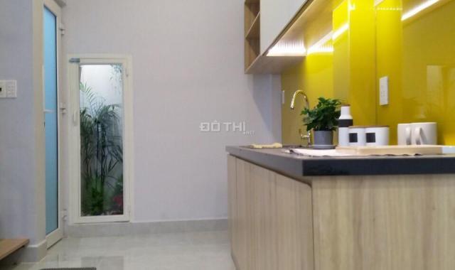 Bán nhà 1 trệt, 1 lầu ngay Lê Trọng Tấn, sổ hồng, diện tích SD 56m2. Giá 1.65 tỷ
