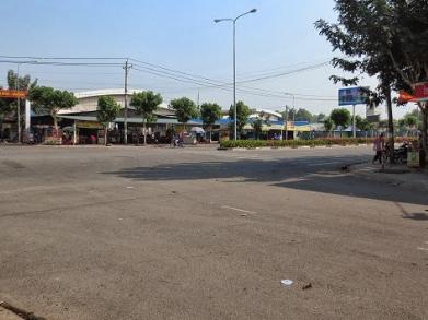 Bán lô đất KCD Lê Thị Hà, Tân Xuân, Hóc Môn, sổ hồng riêng, thích hợp đầu tư kinh doanh