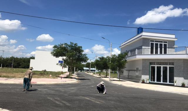 Mở bán 20 nền đất mặt tiền Dương Công Khi 450tr/nền, DT 5x18m, sổ hồng công chứng ngay