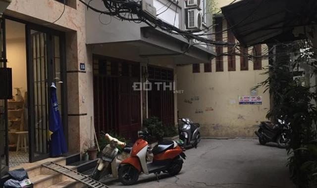 Bán nhà 7 tầng thang máy phố Hàm Long, Hoàn Kiếm 37m2 giá 9,6 tỷ
