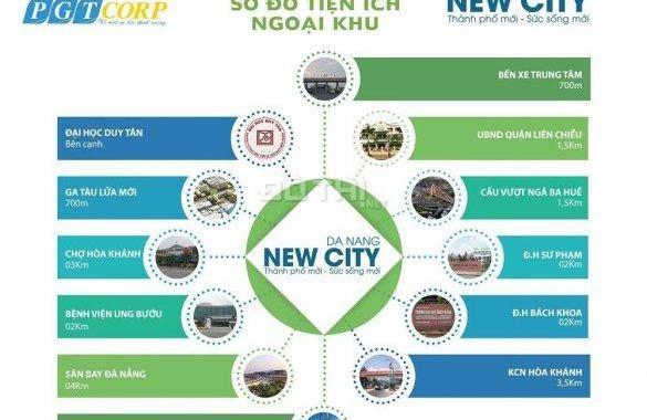 Đất nền dự án New Đà Nẵng City. LH: 0906 562 362