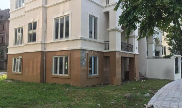 Bán nhà biệt thự xây thô 3,5 tầng, tại khu đô thị Lideco, Hoài Đức