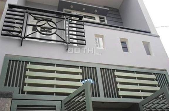 Nhà 1 trệt 1 lầu kiểu dáng hiện đại, DT 5 x 9m, giá chỉ 2,25 tỷ, sổ hồng riêng