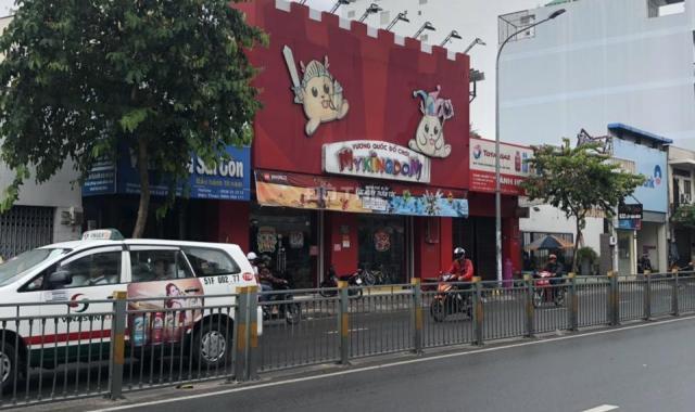 Bán gấp nhà 2 mặt tiền kinh doanh đường Lũy Bán Bích, P. Tân Thành, Q. Tân Phú