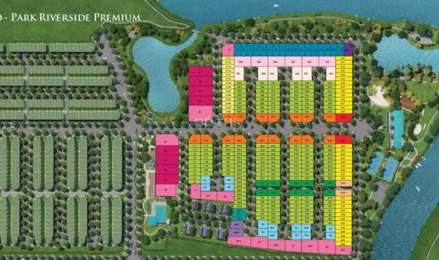 Chính chủ bán nhà phố Park Riverside MIK view sông, diện tích 5x15m, gọi 0982667473