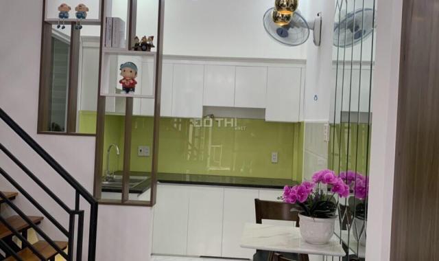 Nhà 3 tầng Hà Huy Giáp mới đẹp, đường Hà Huy Giáp, p. Thạnh Xuân, quận 12