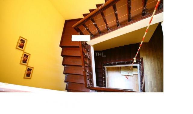 Cho thuê nhà mới sơn ở Hoàng Ngân 41m2 x 5T full nội thất cho hộ gia đình và làm VP