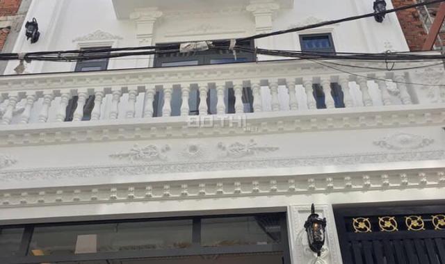 Bán nhà đường Đào Tông Nguyên KP7 thị trấn Nhà Bè, Tp. HCM. Diện tích 6m x 10m, nhà phố kiểu biệt