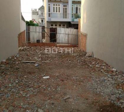 Bán gấp 80m2 đất ngay mặt tiền đường Nguyễn Cửu Phú, gần trường THCS Tân Tạo A