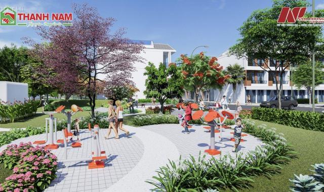 Cập nhật pháp lí mới nhất dự án khu đô thị Sao Vàng, sở hữu đất nền từ 480tr/nền