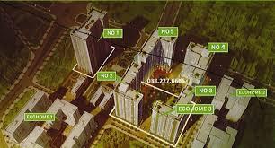 Cơ hội tuyệt vời cho những khách hàng đang muốn tìm căn hộ đẹp, giá cả phải chăng từ dự án Ecohome