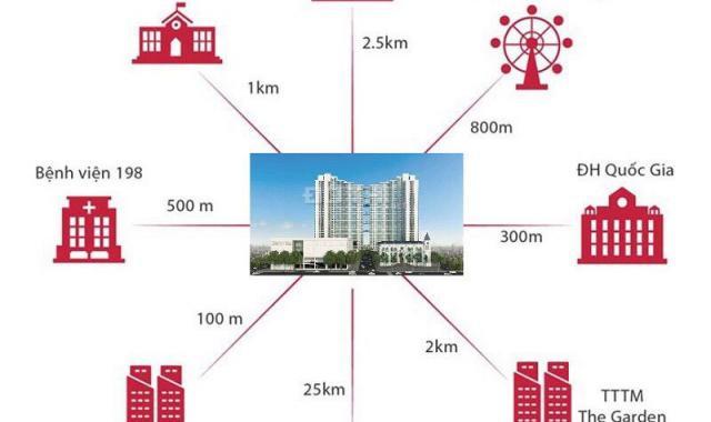 Mở bán chung cư Mipec 122-124 Xuân Thủy, Cầu Giấy - LHTT 0987409395